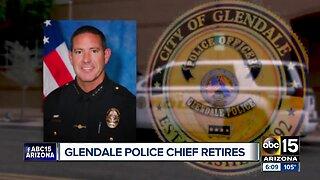 Glendale police chief retires