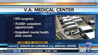 Update on Aurora's V.A. Medical Center