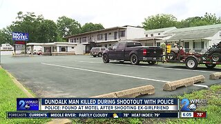 Dundalk man killed during shootout with police