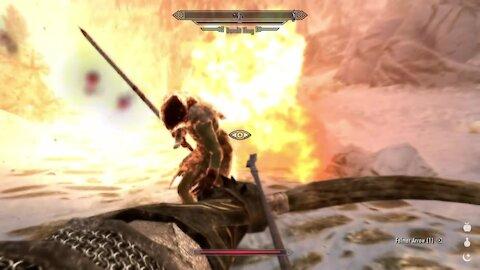 GamingLass2 Plays Elder Scrolls V: Skyrim - Black Arts Burial Ground & 3 Other Locations