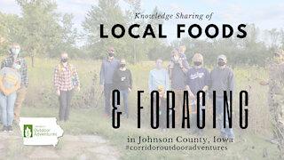 Iowa Outdoor Adventures - Local Foods & Foraging