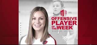 UNLV volleyball player named player of week