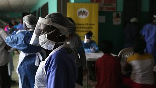 Uganda Is The First Country To Vaccinate For Ebola Before An Outbreak