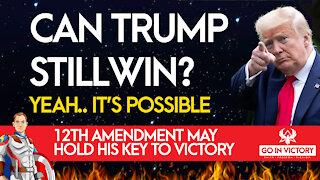 Trump's 12 Amendment Path To Victory