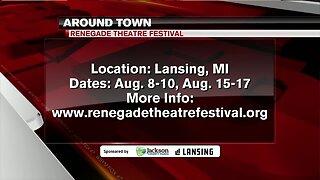 Around Town - Renegade Theater Festival - 8/6/19