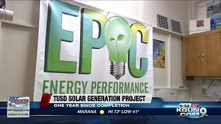 TUSD Solar Generation Project saves district $2.8 million