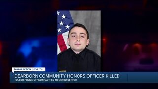 Family of Toledo officer killed speaks out about loss