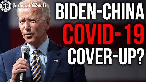 National Security Probe into China-COVID-19 Origins STOPPED by Biden Admin