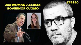 Second Woman Accuses Governor Cuomo