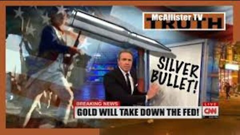 GAMESTOP SILVER BULLET! REDDIT STABS THE CENTRAL BANK IN THE HEART & THEY CRY! ~McAllisterTV~
