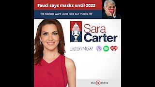Fauci says masks until 2022