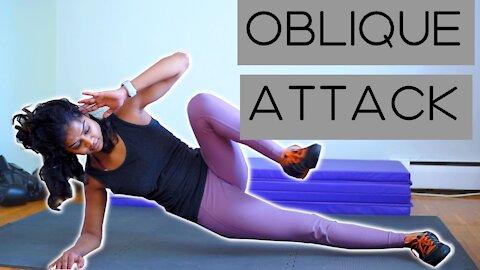 Oblique-Focused Core Workout