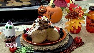 Halloween Healthy Snacks | Morning Blend