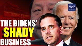 Senate Report Confirms Biden Family Deal with the CCP