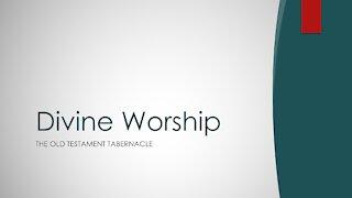 Hebrews Chapter 9 - Divine Worship