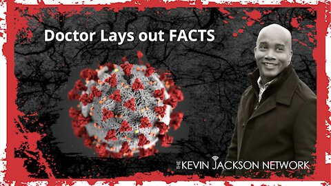 Dr Dan Stock Lays out FACTS on WuFlu At VT School Board - The Kevin Jackson Network KEVIDEO PODCAST CLIP