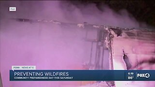Threat of wildfire increasing