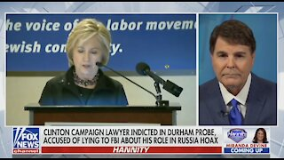 Hillary's Campaign Lawyer, Indicted For Covertly Spreading the Russia Hoax Lie to the FBI