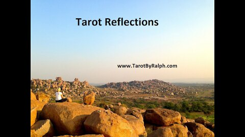 Tarot Reflections: The Hermit