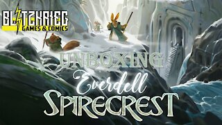 Everdell: Spirecrest Expansion Special Edition Unboxing