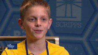 Scripps National Spelling Bee underway