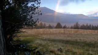 Rainbow hunting