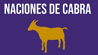 Naciones de cabra