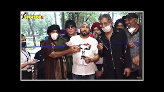 Mika Singh Kick Starts Vaccination Drive To Celebrate His Birthday