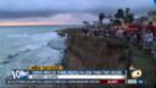 Three rescued at Sunset Cliffs in less than two hours