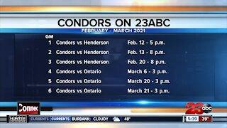 Bakersfield Condors on 23ABC
