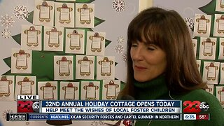 Holiday Cottage opens today
