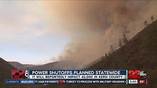 Officials add Kern County to Public Safety Power Shutoff list