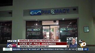 Police investigate 3 pharmacy burglaries