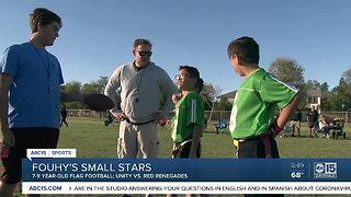 Fouhy's Small Stars: Unity vs. Red Renegades