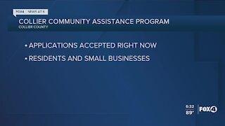 Collier County Community Assistance Program