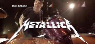 Metallica's drive-in concert tickets go on sale
