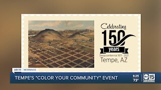 """Tempe's """"Color Your Community"""" event happening this weekend"""