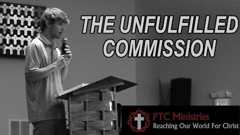 """""""The Unfulfilled Commission"""" 