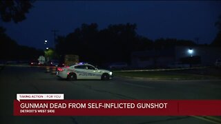 Standoff in Detroit ends after nearly 40 hours