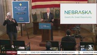 Gov. Ricketts reacts to Biden's infrastructure plan