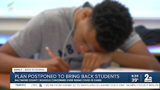Plans postponed to bring back students