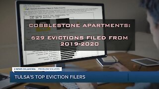 Top eviction filers in Tulsa County owned by out-of-state landlords