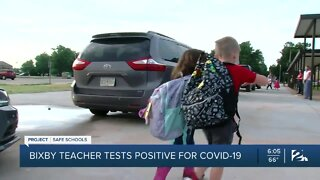 Project Safe Schools: Bixby Teacher Tests Positive For Covid-19