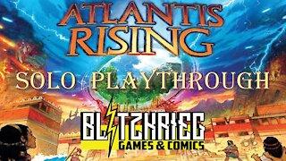 Atlantis Rising Solo Playthrough First Time Elf Creek