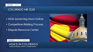 State lawmakers debating HOA rules