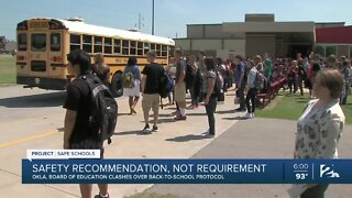 Back-to-School safety protocol
