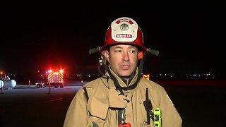 23ABC Interview: Capt. Alex Entenman of the Kern County Fire Department