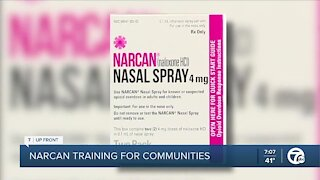 Examining the use of NARCAN in drug overdoses
