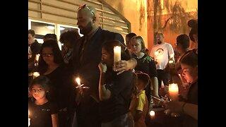 Remembering Monet Garcia: Vigil for 12-year-old killed in crash