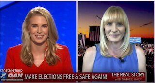 The Real Story - OAN The Real Nov 3rd with Liz Harrington